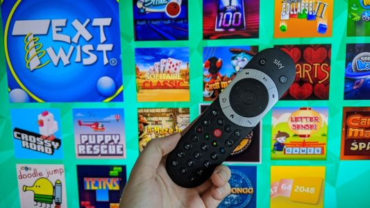 Sky Q now has games you can play between TV shows