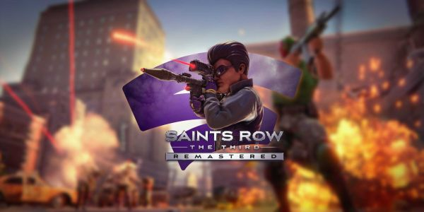 Saints Row: The Third Remastered reaches Stadia this week