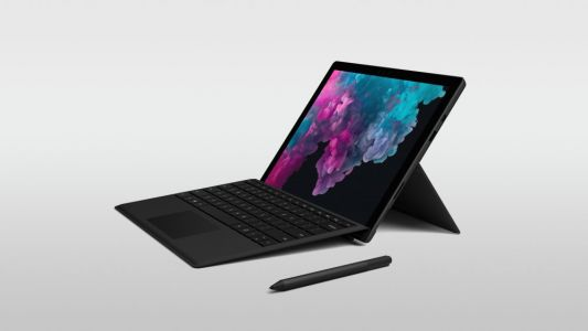 Currys PC World will exclusively sell Surface Pro 6 online in black from October 16