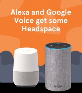 Headspace Goes Hands-Free - Geek News Central