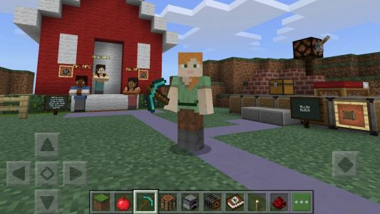 Minecraft: Education Edition for iPad coming to classrooms next month