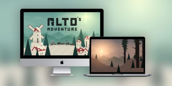 Award-winning iOS game Alto's Adventure now available on the Mac