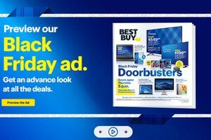 Many Black Friday deals are already available at Best Buy, many more coming soon