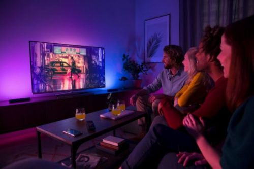 The Philips Hue Play Starter Kit Just Got Its First Price Drop