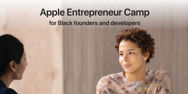 Apple Entrepreneur Camp applications go live for Black founders and devs