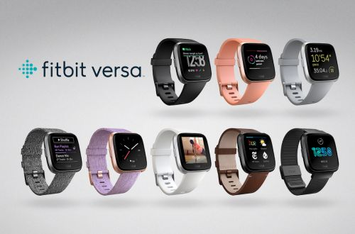 Fitbit Announces New Apple Watch Rival 'Versa' and Kid-Friendly 'Ace'