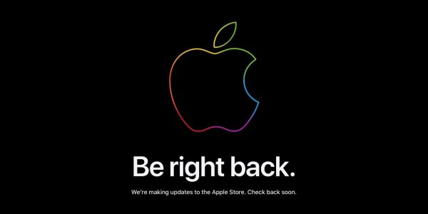 Apple Store is down ahead of new MacBook Pro event later today