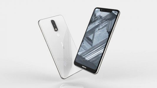 Nokia 5.1 Plus Leaked Images Reveal A Notch