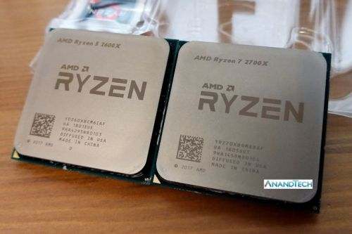 AMD's Eight-Core Ryzen 7 2700X Now Available for $200