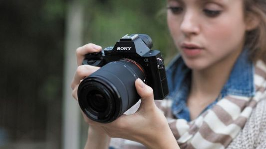 Sony's full-frame Alpha A7 is just £509 this Christmas