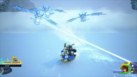 Kingdom Hearts 3 Orichalcum+ Locations for Ultima Weapon