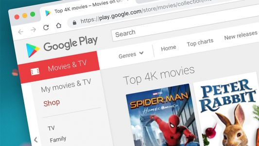 4K movie upgrades could be heading to Google Play Movies