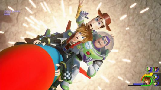 Kingdom Hearts 3 gameplay world premiere: Pixar's magic even works on RPGs