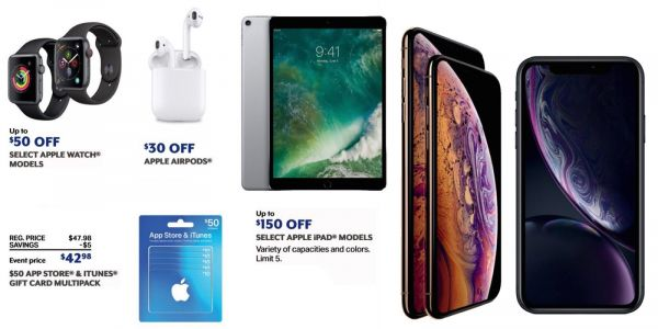 Sam's Club annual 1-day sale delivers deals on AirPods, iPad Pro, TVs, and much more