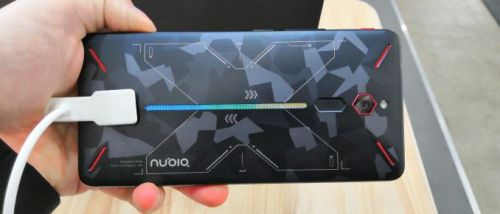 Nubia's Red Magic: An RGB Gaming Phone