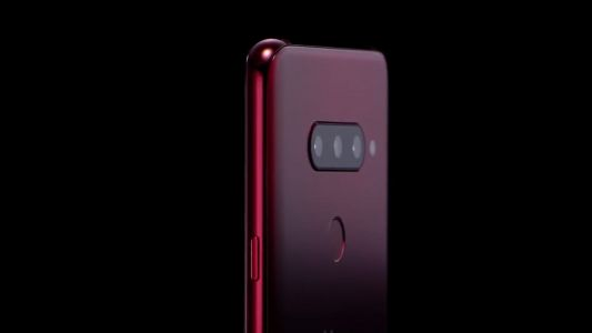 Official LG V40 ThinQ teaser confirms the phone has five cameras