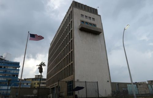 US Intelligence thinks Russia may have microwaved US embassies in Cuba, China