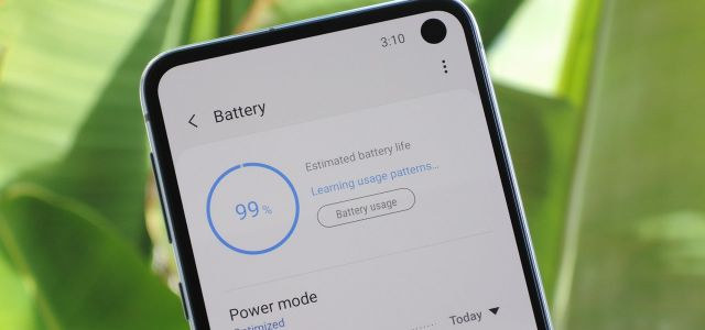 Samsung Disabled This S10 Setting - But Turning It on Will Drastically Improve Battery Life