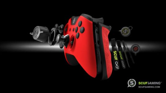 Scuf's Infinity1 Xbox One gamepad is like a lighter, cheaper Elite Controller
