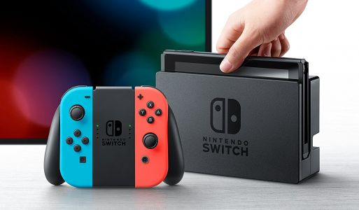 Save £20 on this neon red/blue Nintendo Switch deal for cheapest UK price