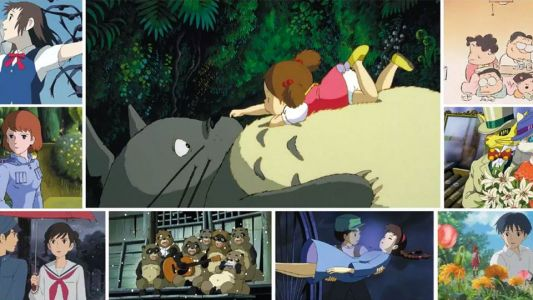 Studio Ghibli movies are coming to streaming services like Netflix, worldwide!