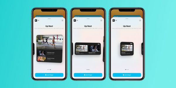 Apple releases fourth iOS 14 public beta with TV app widgets and more