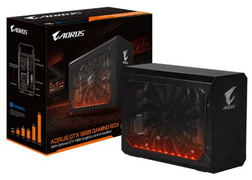 Gigabyte Aorus GTX 1080 Gaming Box Launches For $750