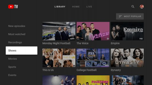YouTube TV: Price, Supported Devices, Channels, Cloud DVR & More