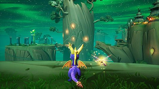 Spyro Reignited Tree Tops Guide