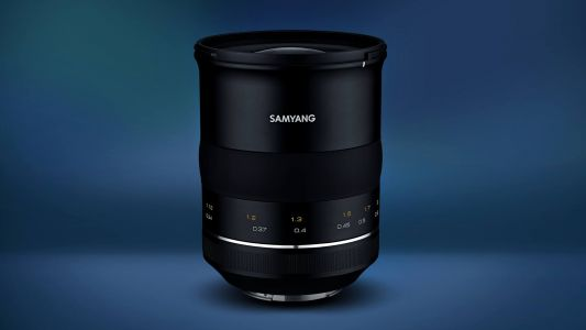Samyang launches a manual-focus 35mm f/1.2 prime lens