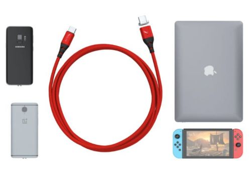 Volta XL magnetic charging cable