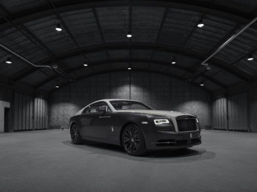 Rolls Royce Wraith Eagle VIII collection revealed