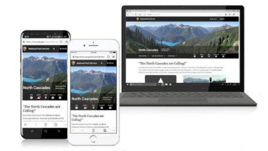 Microsoft's Edge Browser Arrives On The iPad In Beta Form