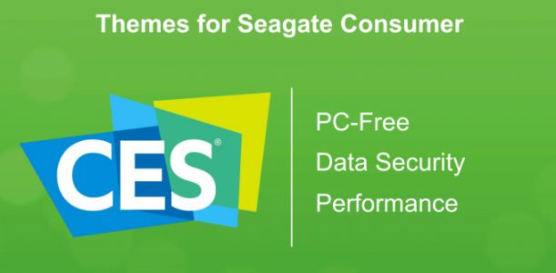 Seagate Launches Portable Storage Solutions at CES 2018
