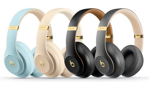 Beats expanding Studio 3 Wireless headphones lineup with gold-accented Skyline Collection