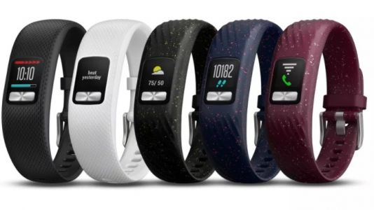 Garmin launched the affordable Vivofit 4 smart activity band in India