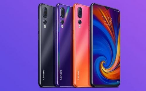 Lenovo Z5s smartphone gets official