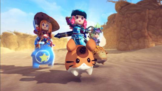 Re:Legend's mix of Monster Rancher and Stardew Valley has a publisher: 505 Games
