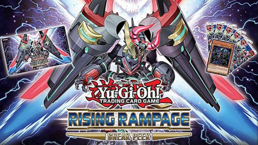 Yu-Gi-Oh!: 11 Best Cards From Rising Rampage