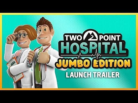 Two Point Hospital: JUMBO Edition Brings Host of DLC to Consoles