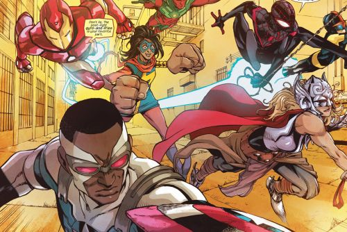 Why A Muslim Comic Book Writer Just Introduced A Yeshiva Student and Kosher Food Into The Marvel Universe
