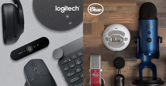 Logitech announces it has acquired popular audio & microphone company Blue