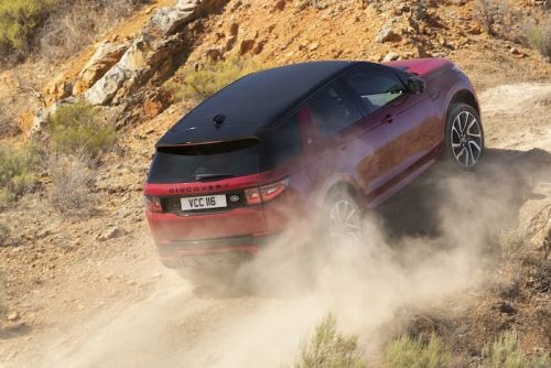 New Land Rover Discover Sport gets official