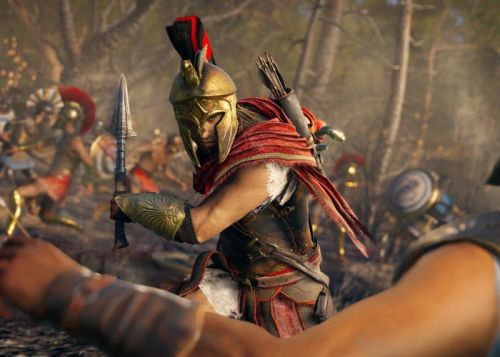 Assassin's Creed Odyssey launches on PC, PS4 And Xbox