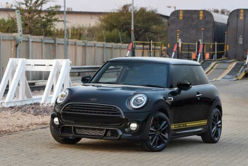 MINI 1499 GT Special Edition comes packed with features