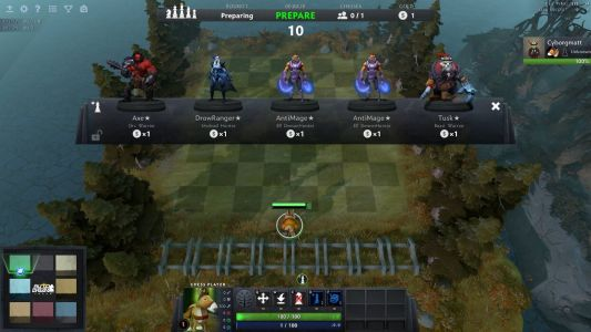 'Dota Auto Chess' from Drodo Studio Is Being Adapted for Mobile with All New Heroes