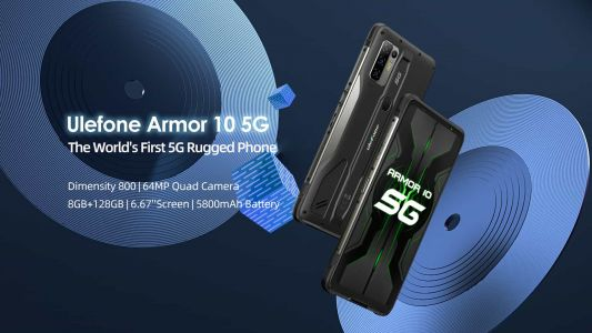 Rugged Ulefone Armor 10 5G Will Launch At The End Of November