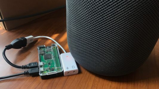 'BabelPod' hardware workaround brings indirect Bluetooth audio and line-in connectivity to HomePod