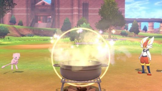 Everything you need to know about cooking in Pokémon Sword and Shield