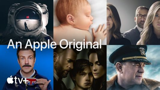 Video: Apple promotes 'Ted Lasso' and other Apple TV+ originals in new ad